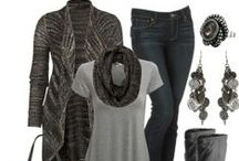 My Style - Outfits / The closet I wish I had! / by Jamie Edmiston