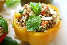 KW - Stuffed / Vegetables and more stuffed with delicious combinations / by Kitchen Window