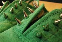 CRAFTS:shoes / by Liz // Queen Lila