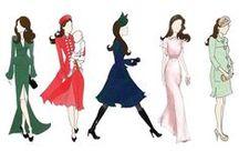 Kate Middleton is my biffy. / by Biz Honeywell