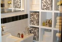Bathroom & Related Organizing / ARP Organizing's favorite Bathroom & Related Organizing / by Jamie Edmiston