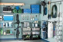 Garage/Laundry & Related Organizing / ARP Organizing's favorite Garage/Laundry & Related Organizing / by Jamie Edmiston