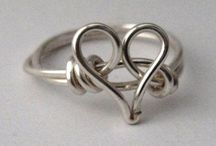 Wire Jewelry Love / by Megan Barnett