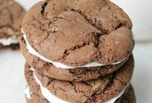 Food - Cookies and Biscotti / by Jamie @ Love Bakes Good Cakes