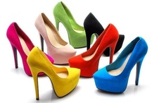 Shoes / by Alicia Greenleaf