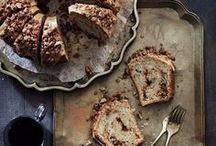 Food - Coffee Cake / by Jamie @ Love Bakes Good Cakes