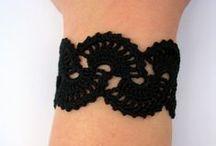 Crochet Accessories / by Ana Banana