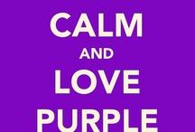 Love Purple / by Deidre Conner