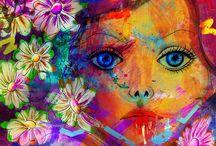 Artsy mix / by Moonunit