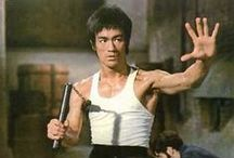 Bruce Lee / by Robert Wheeler