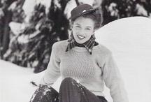 Vintage winter apparel / by Viivi