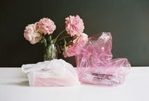 I like this / Mostly pale pinks and flowers. / by Viivi