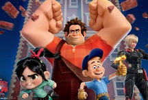 Wreck-It Ralph / Disney's Wreck-It Ralph is now available on Blu-ray™ Combo Pack & HD Digital!  / by Walt Disney Studios