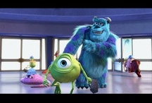 Monsters, Inc. 3D / by Walt Disney Studios