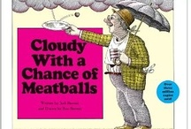 {Book Theme} Cloudy with a Chance of Meatballs / Activities, worksheets, crafts, ideas, games, etc. that center around the book CLOUDY WITH A CHANCE OF MEATBALLS / by Heather Mix