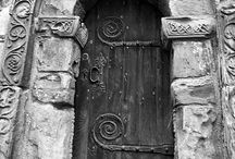 Delightful Doors  (ditto) / by Ann