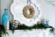 Christmas decor  / by Crystal Montgomery