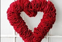 Valentine's Decor / by Crystal Montgomery