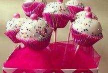 Cake pop obsession / by Beth Britt