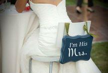 Wedding Inspiration / by Genevieve Martinez