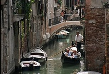 TRAVEL / Places to visit on my bucket list / by Meredith Curtis