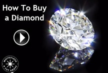 Diamond Education Videos by Whiteflash / Diamond Education Videos. When shopping for a diamond, it is important to know how they are evaluated. In order to make the right decision, learn all about a diamond's cut, color , clarity, and shape as well as how to care for a diamond. / by Engagement Rings