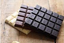ciocco / il cioccolato and altre poco cose fanno della vita degna di essere vissuta ;) / by margherita patrizia romana