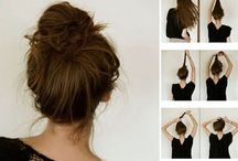 Hair / by Genevieve Martinez