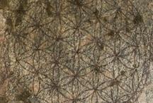 parallel worlds / Parallel Universes; Aethiopia, Aegypt, Nun( nunet ) Ankh, Greece/Atlantis, Cosmology, Cosmogony,  antiquities & Mediterranean.  / by Gustavo Robles