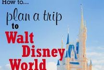 How To Do Stuff / Info on how to plan trips to Walt Disney World / by Shannon, WDW Prep School