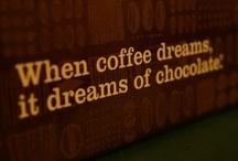chocolate & coffee / by Marta Vinci
