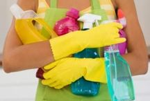 Cleaning & Organization / by Emily Greenaway
