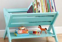 Playroom Ideas / by Emily Greenaway