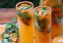 Beverages / Tasty sips!  / by Emily Greenaway