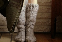 Knitting / by Zsuzsanna Beard