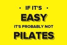 Pilates / by Connie | Diamond Fibers Yarn