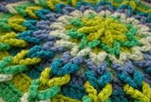 Crochet & Knitting / by Rebecca