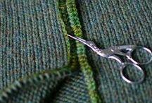 Finishing School / by Connie | Diamond Fibers Yarn