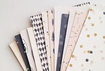 Stationery / by Lara