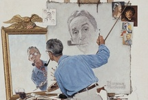 Norman Rockwell / by Renee Hall