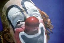 Clowns for my sister / by Renee Hall