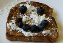 Breakfast / Recipes for breakfast foods. The ones I've made can be found here: http://laughinglindsay.com/category/recipes/ / by Lindsay
