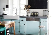 Dining/Kitchens / by Katie R