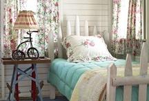 Bedrooms / by Katie R