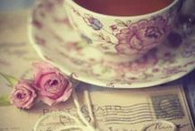 Tea / Sipping serendipity  / by Maggie V