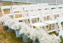 Outdoor Weddings / by Sophia Turner