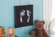 Wohnen: Babywelt / Inspirierendes und kindgerechte Einrichtungen für die ganz Kleinen / by Posterlounge