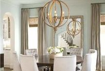 dining room / by Kendra Halterman
