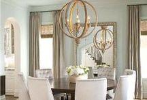 dining room / by Kendra Halterman