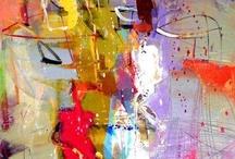 Art Inspiration / by Lizzy Zumbaugh
